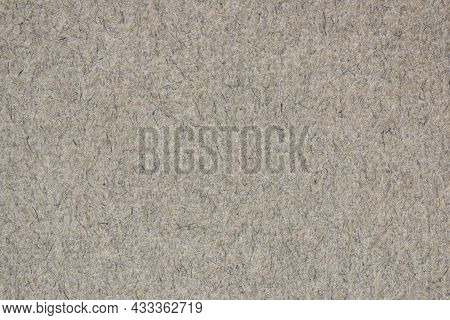 Macro Shot Of Grey Pastel Paper. Grey Paper Shown Details Of Paper Texture Background. Use For Backg