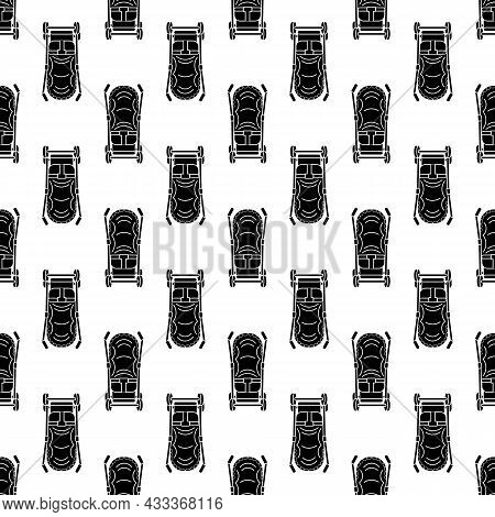 Front Of Pram Pattern Seamless Background Texture Repeat Wallpaper Geometric Vector