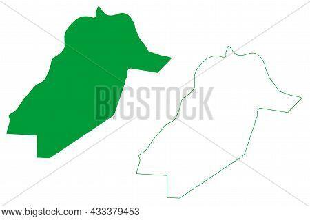 Dois Riachos Municipality (alagoas State, Municipalities Of Brazil, Federative Republic Of Brazil) M