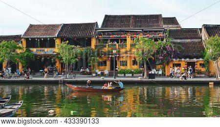 Ancient Town Of Hoi An, Vietnam