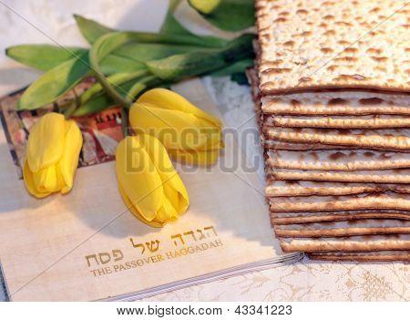 Joyful Spring Festival - Jewish Holiday Of Passover