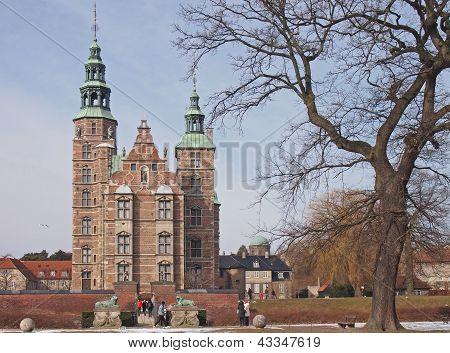 Rosenborg  Renaissance Castle