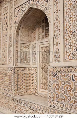 Ornate Tomb