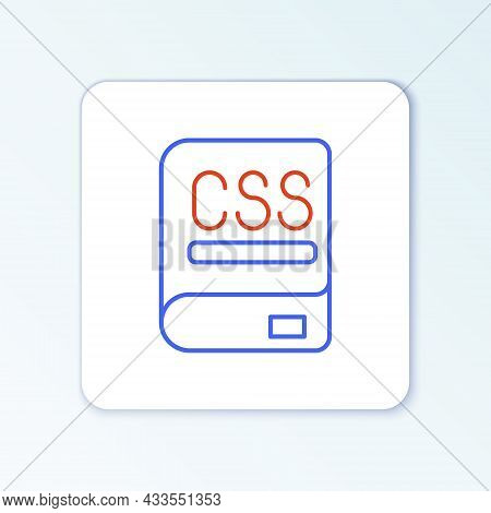 Line Books About Programming Icon Isolated On White Background. Programming Language Concept. Php, C