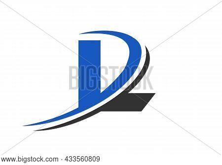L Letter Logo Business Template. Initial L Logo Design For Real Estate, Financial, Marketing, Manage