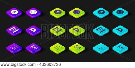 Set Graph, Schedule, Chart, Diagram, Square Root Of X Glyph, Abacus, Protractor, Triangle Math And F