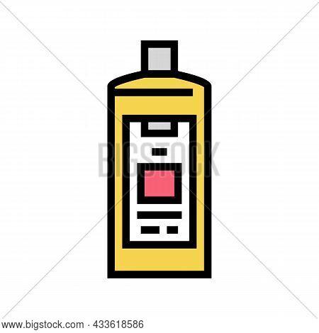 Color Safe Detergent Color Icon Vector. Color Safe Detergent Sign. Isolated Symbol Illustration