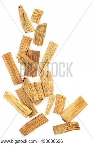 Reed root herb used in traditional plant based Chinese herbal medicine on white background. Lu gen, wei jing. Used to treat lung conditions, is a diuretic, a sedative and an antihistamine.