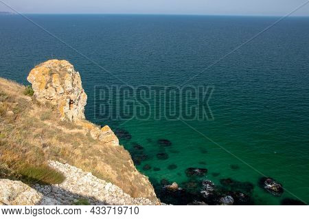 Cape Caliacra, Bulgaria - Sep 14, 2021. Cape Kaliakra - A Unique Architectural And Natural Oasis Rep