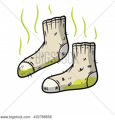 Dirty Sock. The Bad Stench. Sloppy Clothes. Stinky Toe.