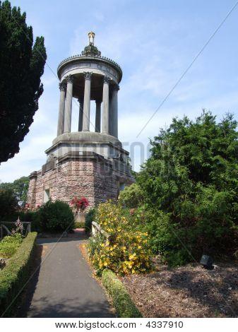 Robert Burns Monument Ayr