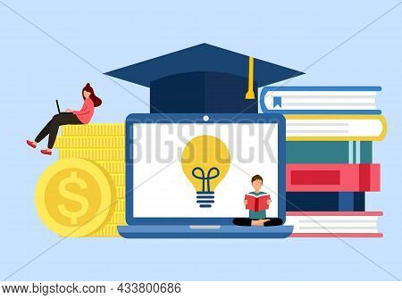 Graduation Cost, Expensive Education, Scholarship Loan Budget, Education Savings And Investment Conc