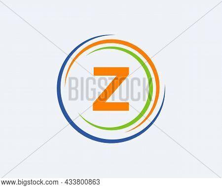 Z Letter Logo Design. Modern, Unique Creative Z Logo Design. Initial Z Letter Business Logo Template