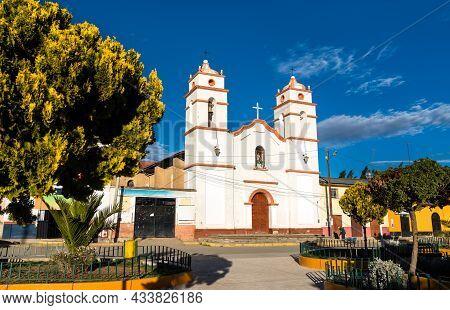 Church Of Santa Rosa De Ocopa Near Huancayo In Junin, Peru