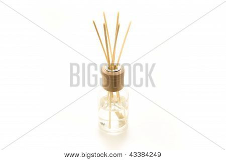 Incense Sticks in a fragranced liquid