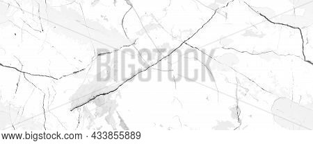 Distress Grunge Texture. Seamless Pattern. Halftone Old, Retro Background. Broken, Cracked Wall Text