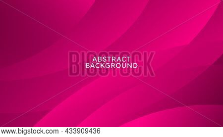 Pink Abstract Background Of Gradient Smooth Background Texture On Elegant Rich Luxury Background Web Template Or Website Abstract Background Gradient Or Textured Background Pink Paper.