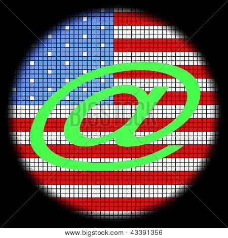 Ampersat Icon