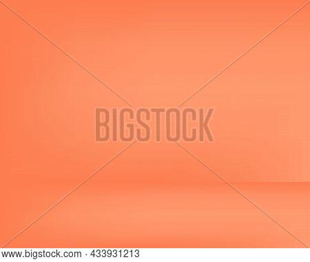 Bright Orange Background Orange Mockup Giving A Feeling Of Hope Make Your Work Bright With Light.