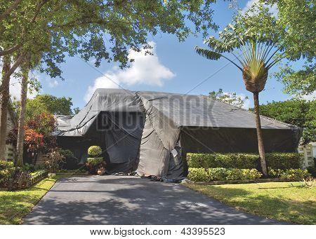 Casa de tenda
