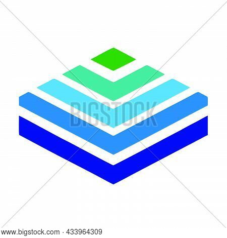Layer Icon Isolated On White Background. Layer Icon Symbol For Logo, Web, App, Ui. Layer Icon
