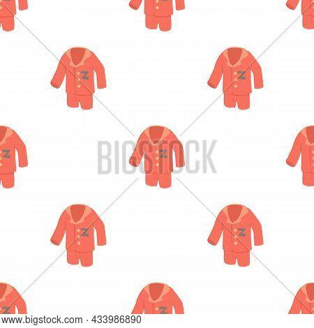 Pajamas Pattern Seamless Background Texture Repeat Wallpaper Geometric Vector