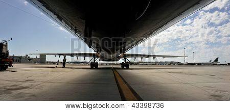 Under The Plane