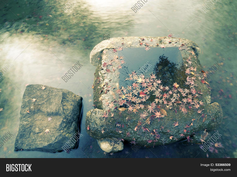 Autumnal Zen Image Photo Free Trial Bigstock