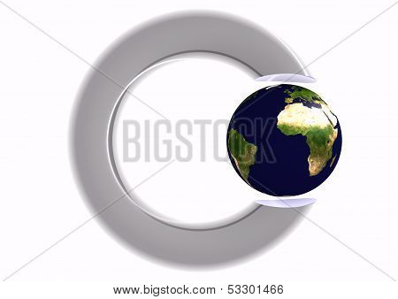 Earth In The Ring