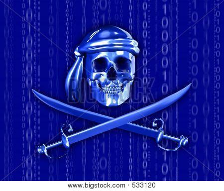 Digital Piracy With Binary Cascade