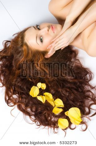 Beautiful Red-haired
