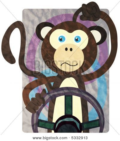 Driving Moods - Monkey