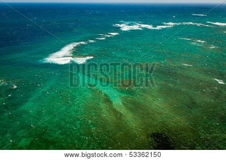 Pacific Ocean Near Maui Island