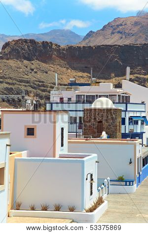 Beautiful Houses In Grand Canary.