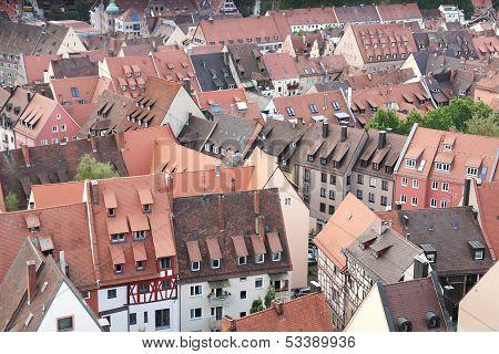 Nuremberg Rooftops