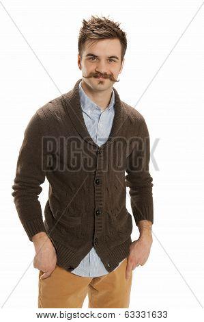 Sweater Man Thumbs