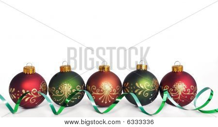 holiday xmas ornaments