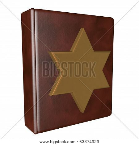 Book With Star Of David