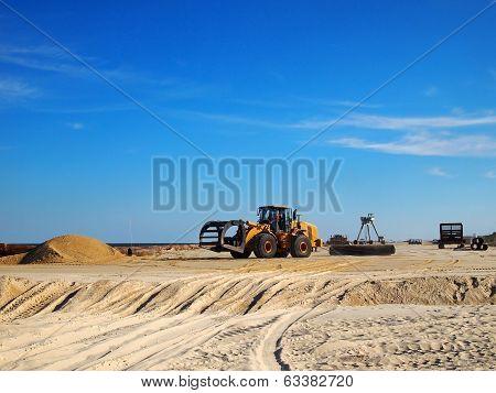 Beach Restoration Project