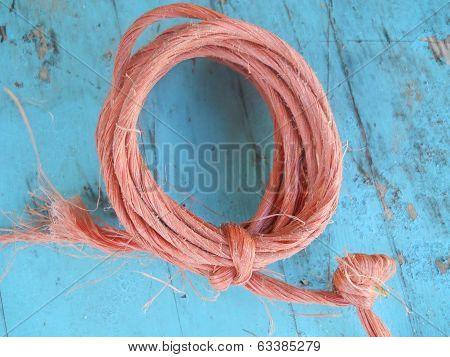 Alphabet Letter Q Rope