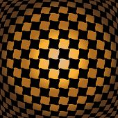 Op art also known as optical art is a style of visual art that makes use of optical illusions poster