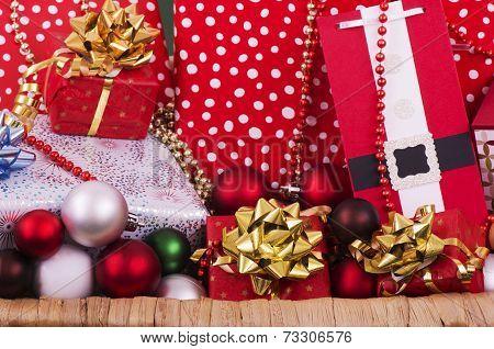 Christmas Presents Hamper