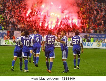 Team Dynamo Kyiv