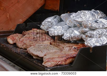 Steak Cook Out