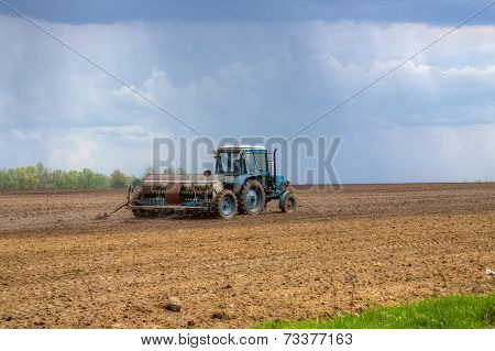 Seeding The Field