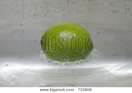 Lime Splashdown