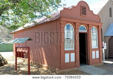 Oldest House In Kimberley