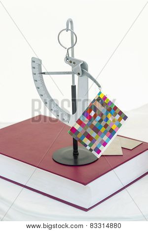 offset paper weight measurement libre instrument tool
