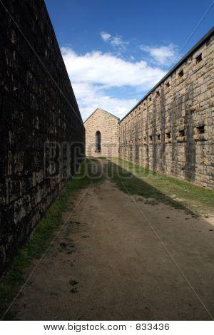 Trial Bay Jail Side
