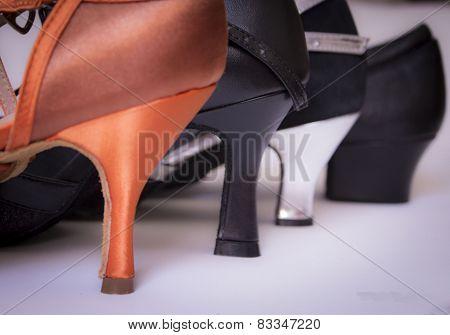 Different  Heels Women Shoes